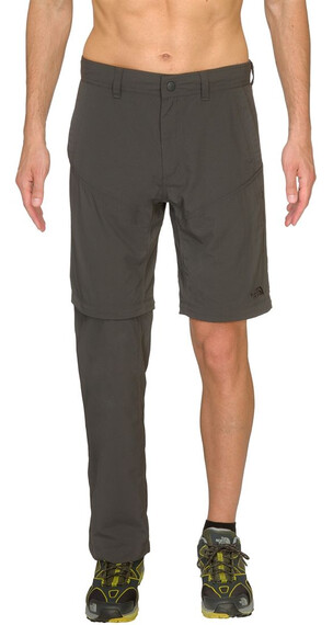 The North Face M's Horizon Convertible Pant Asphalt Grey (0C5)